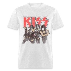 Kiss Shout It Out Loud - Men's T-Shirt