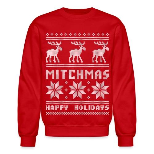 Mitchmas Sweatershirt - Crewneck Sweatshirt