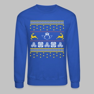 Irish Ugly Sweater - Crewneck Sweatshirt