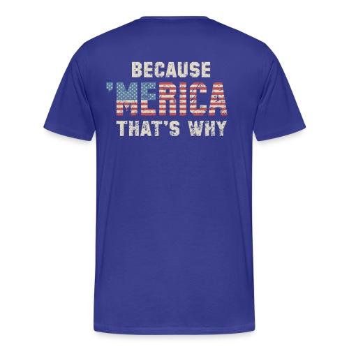 SANTA MERICA F&B - Men's Premium T-Shirt