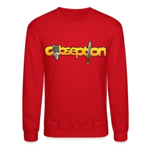 RED - Crewneck Sweatshirt