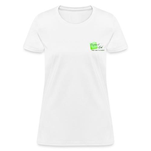 Expert GN Pocket Logo - Women's T-Shirt