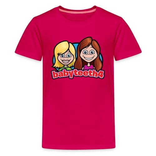 Babyteeth4 Kid's T-shirt - Kids' Premium T-Shirt