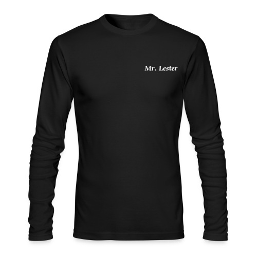 Men's Long Sleeve T by AA - Men's Long Sleeve T-Shirt by Next Level