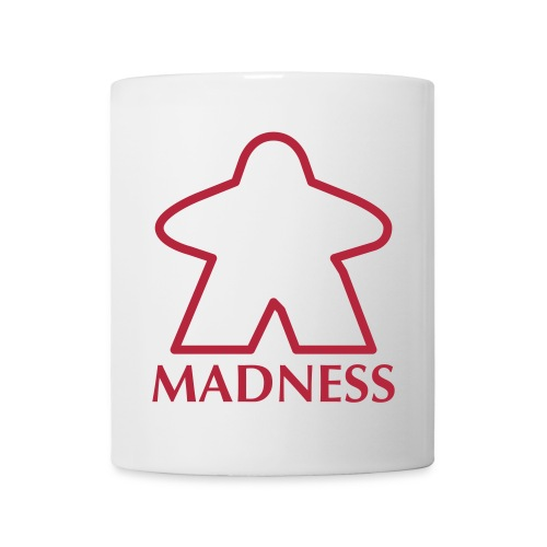 Mug-A-Meeple - Coffee/Tea Mug