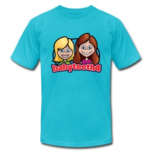 Babyteeth4 Men's T-shirt American Apparel - Men's Fine Jersey T-Shirt