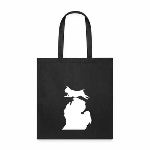 Pug Bark Michigan bag - Tote Bag