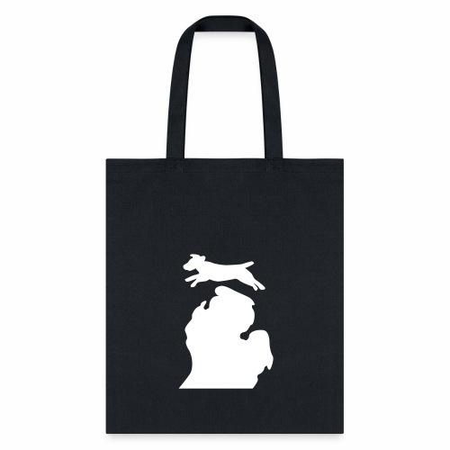 Jack Russell Bark Michigan bag - Tote Bag