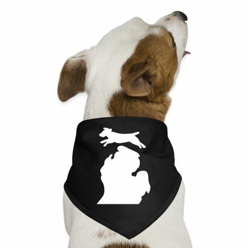 Jack Russell Bark Michigan Bandana  - Dog Bandana