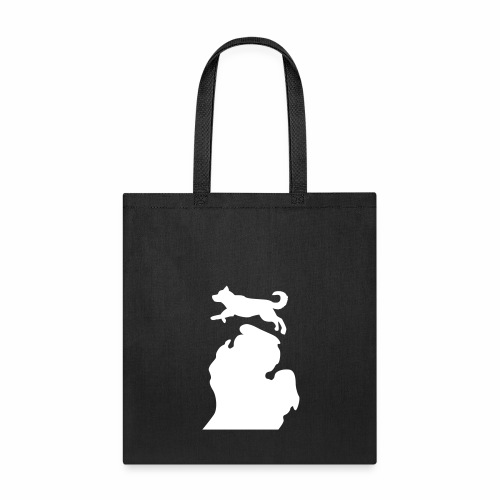 Husky Bark Michigan bag - Tote Bag