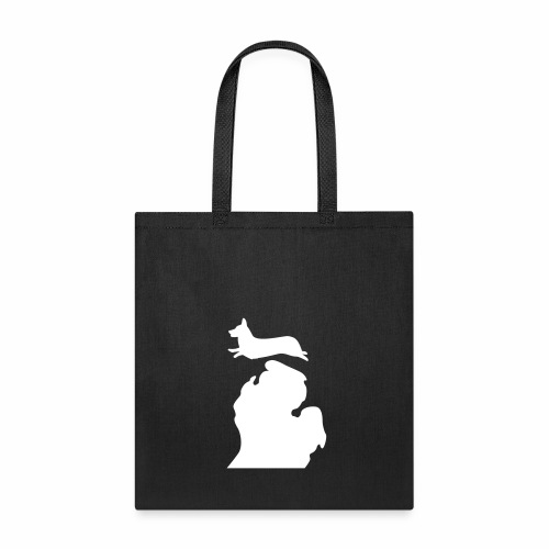 Cori Bark Michigan bag - Tote Bag