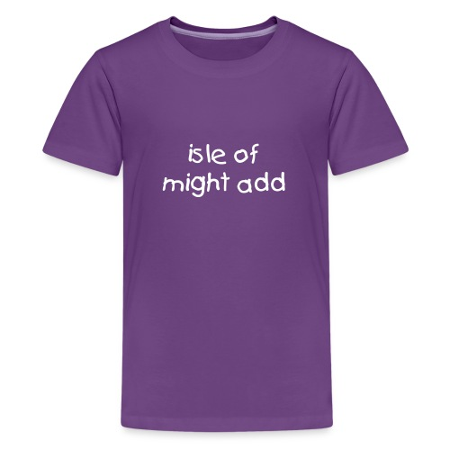 I love my dad kid's T - Kids' Premium T-Shirt