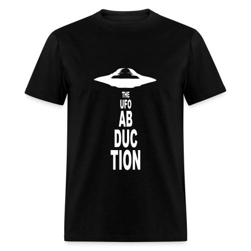 UFO Abduction - Men's T-Shirt