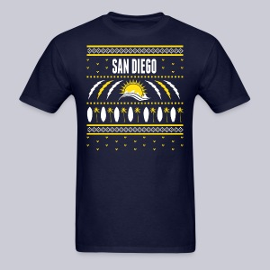 San Diego Ugly Sweater - Men's T-Shirt