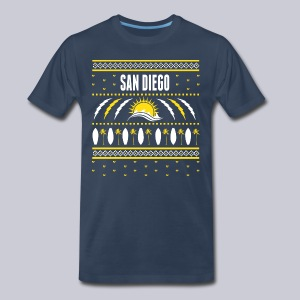 San Diego Ugly Sweater - Men's Premium T-Shirt