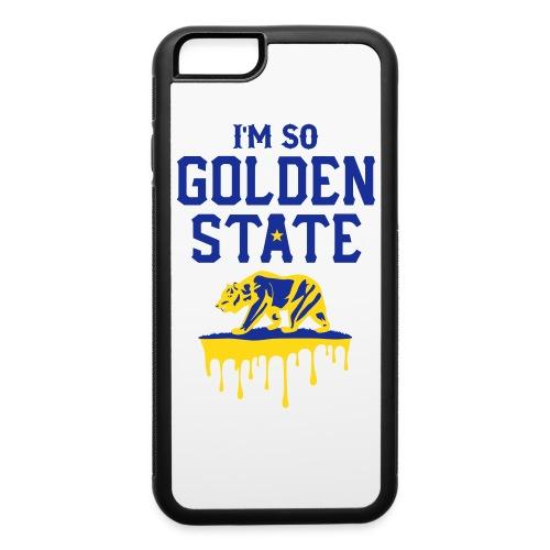 Golden - iPhone 6/6s Rubber Case