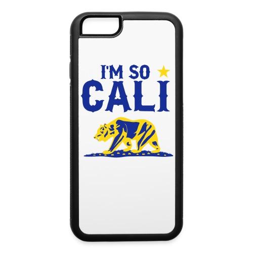 Cali - iPhone 6/6s Rubber Case