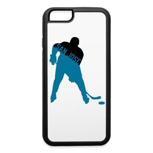 San Jose - iPhone 6/6s Rubber Case