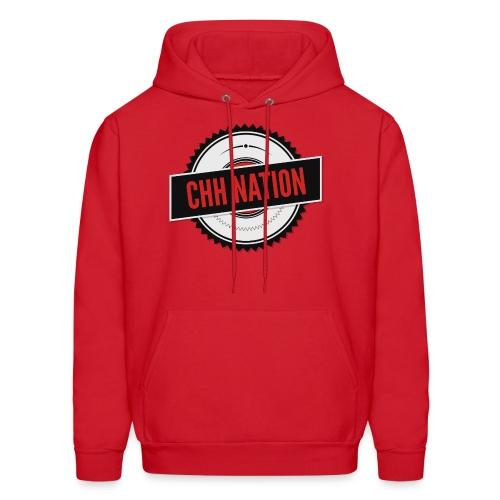 CHH NATION Logo Hoodie - Men's Hoodie