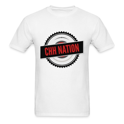 CHH NATION Logo Tee - Men's T-Shirt