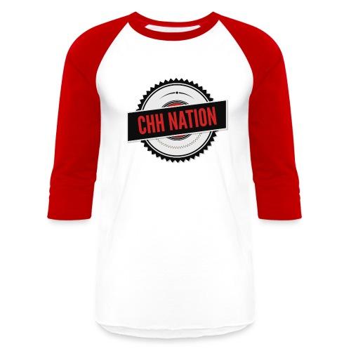 CHH NATION Baseball Shirt - Baseball T-Shirt