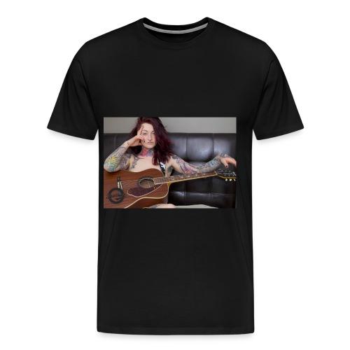 D & F: Men's - Men's Premium T-Shirt