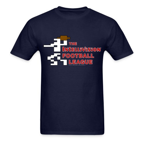 Intellivision Football League shirt - Men's T-Shirt