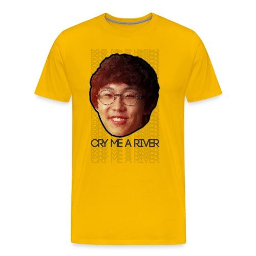 Imp - Cry Me a River - Men's Premium T-Shirt