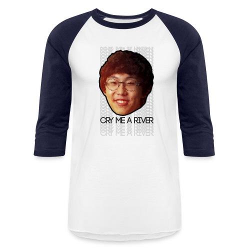 Imp - Cry Me a River - Baseball T-Shirt
