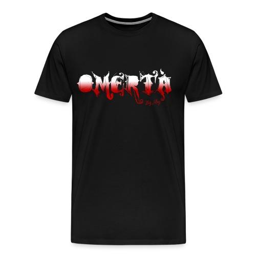 Omerta - Men's Premium T-Shirt