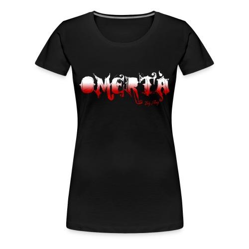 Omerta - Women's Premium T-Shirt