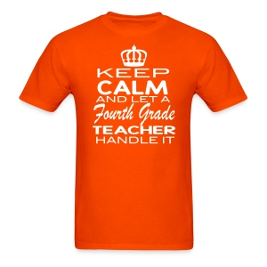 Keep Calm 4th Men - Men's T-Shirt