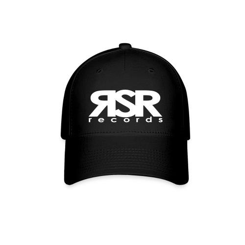 RSR Records Logo - Baseball Cap