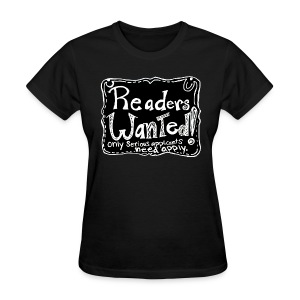 Readers Wanted Women's Tee - Women's T-Shirt