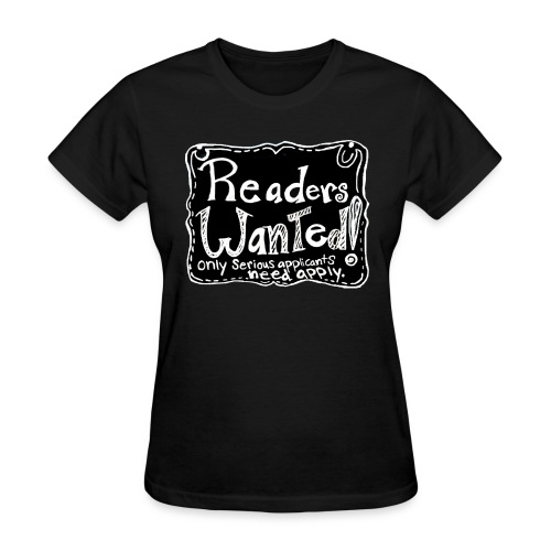 Readers Wanted Women's Tee - Women's T-Shirt