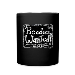 Readers Wanted Cocoa Mug - Full Color Mug