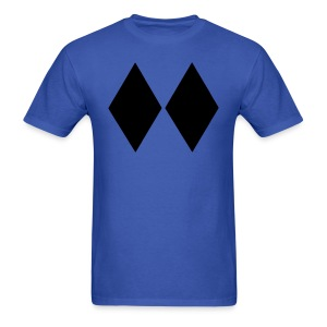 Double Black Diamond T-Shirt - Men's T-Shirt