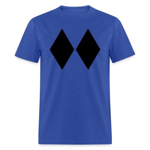 Double Black Diamond T-Shirt - Men's T-Shirt