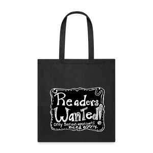 Readers Wanted Tote  - Tote Bag