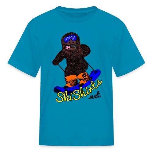 SkiShirts Sasquatch Logo T-Shirt - Kids' - Kids' T-Shirt