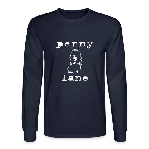 Penny Lane Logo - Men's Long Sleeve T-Shirt