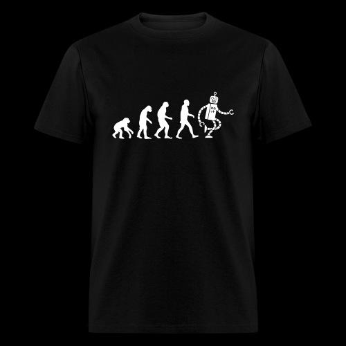 Evolution of Robot - Mens - Men's T-Shirt