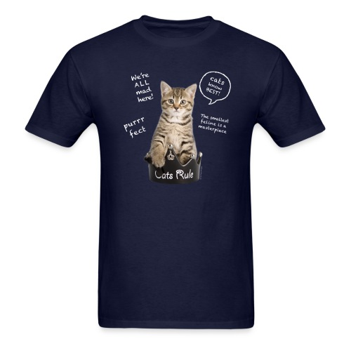 Men's T-Shirt - puppies,pet photography,kittens,gold fish,dogs,dog pictures,cats,cat pictures,Rachael Hale photography,Rachael Hale
