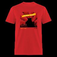 T-Shirts ~ Men's T-Shirt ~ Subliminal Message Album T-shirt