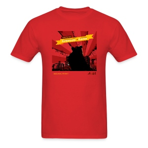 Subliminal Message Album T-shirt - Men's T-Shirt