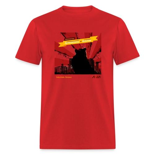 Subliminal Message Album T-shirt - Men's T-Shirt