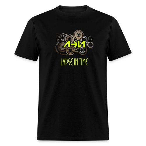 Lapse In Time Album T-shirt - Men's T-Shirt