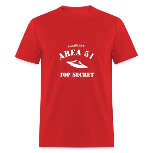 AREA 51 DREAMLAND - Men's T-Shirt