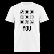 T-Shirts ~ Men's T-Shirt ~ Screw You
