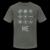 T-Shirts ~ Men's T-Shirt by American Apparel ~ Screw Me